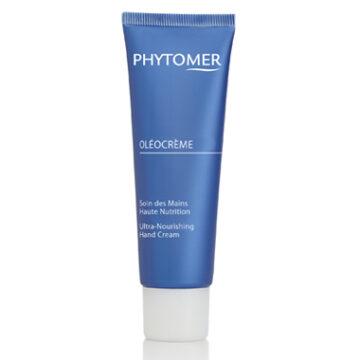 Phytomer Oléocrème Soin Des Mains Haute Nutrition