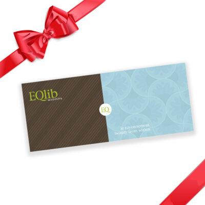 Certificat Cadeau EQlib Medispa