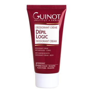 Déodorant crème anti-repousse poil Dépil Logic de Guinot