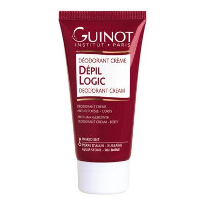 Guinot Dépil Logic Déodorant Crème - Anti Repousse EQlib