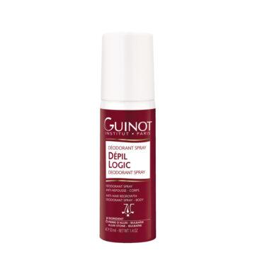 Déodorant en vaporisateur spray anti-repousse poil Dépil Logic de Guinot