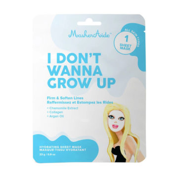 MaskerAide I Don't Wanna Grow Up - Firming Sheet Mask