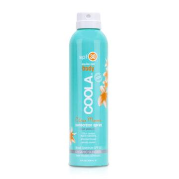 COOLA Écran Solaire Spray Corps FPS30- Citrus Mimosa