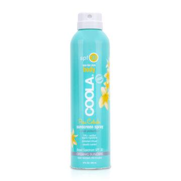 COOLA Écran SOlaire Spray Corps FPS30 - Pina Colada