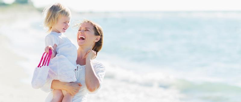 Crème solaire pour bébé: pourquoi choisir la minérale