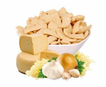 Ideal Protein - Croustilles à saveur de cheddar blanc