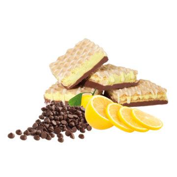 Ideal Protein - Gaufrette citron