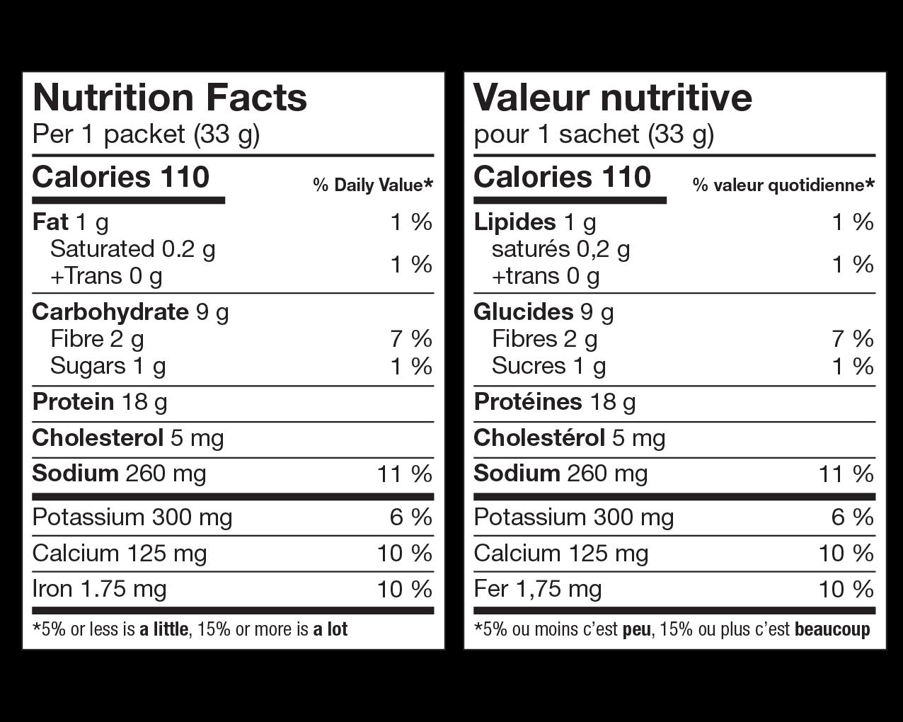 Ideal Protein Préparation Pour Gruau à Saveur D'érable