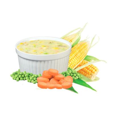 Ideal Protein - Préparation pour potage à saveur de poulet à la King