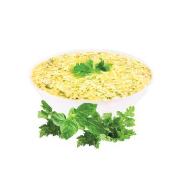 Ideal Protein - Préparation pour soupe poulet et nouilles