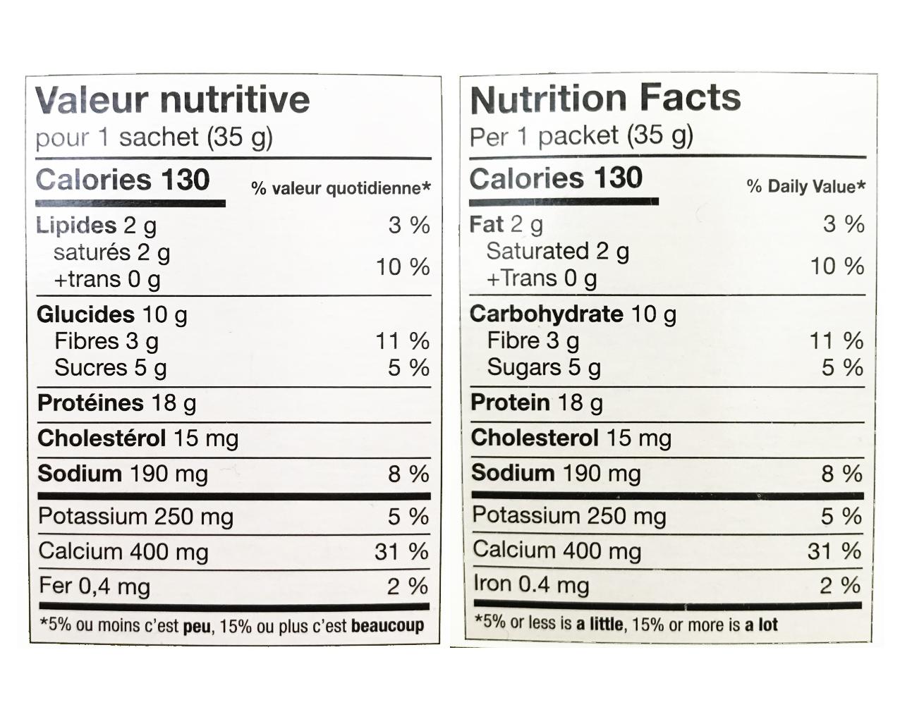 IdealProtein-Preparation-pour-boisson-lattee-a-la-citrouille-valeur-nutritive