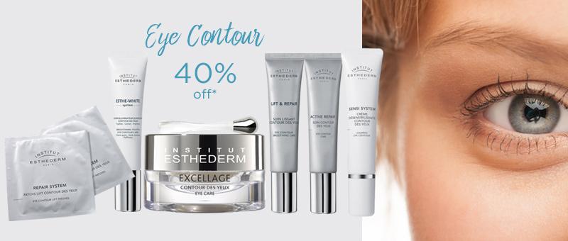 40% off your Esthederm Eye Contour