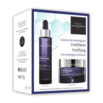 Serum and Cream Fortifying Duo Spirulina Esthederm