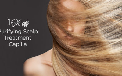 15% off Capilia Purifying Scalp Treatment