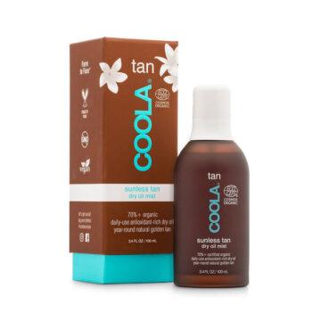 Coola Brume huile Sèche Autobronzante Corps - EQlib