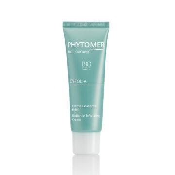 Phytomer Cyfolia Bio - Crème Exfoliante Éclat Visage