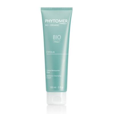 Phytomer Cyfolia Bio - Crème Nettoyante Éclat Visage