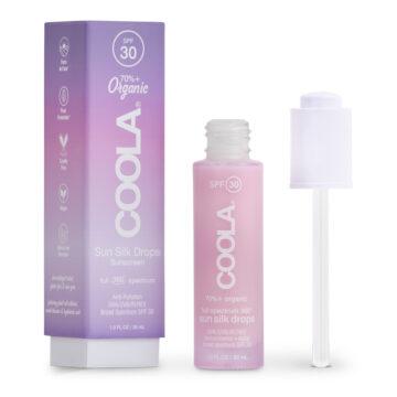 Organic Sunscreen Sun Silk Drops SPF 30 - Coola