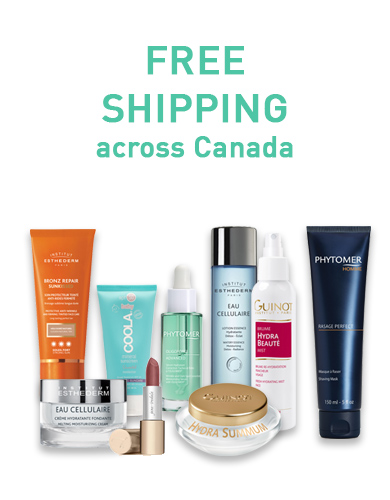 Cosmetics online Free Shipping across Canada