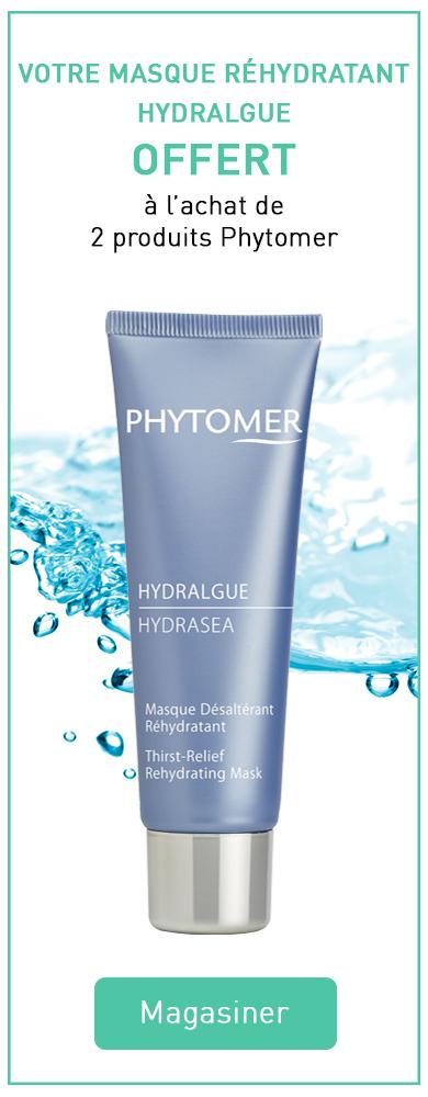 Phytomer Hydralgue Masque Réhydratant Visage - EQlib