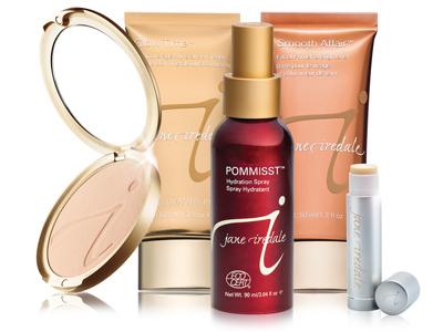 Les produits de maquillage Jane Iredale