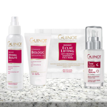 My Home Anti-Aging Care with Guinot Products - EQlib Medispa