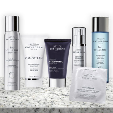 My Home Moisturizing Care with Esthederm Products - EQlib Medispa