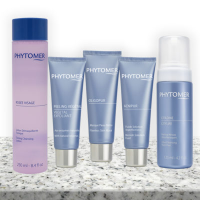 My Home Purifying Care with Phytomer Products - EQlib Medispa
