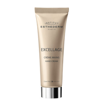 Hand Cream Anti-Aging Excellage Esthederm to reduce dark spots
