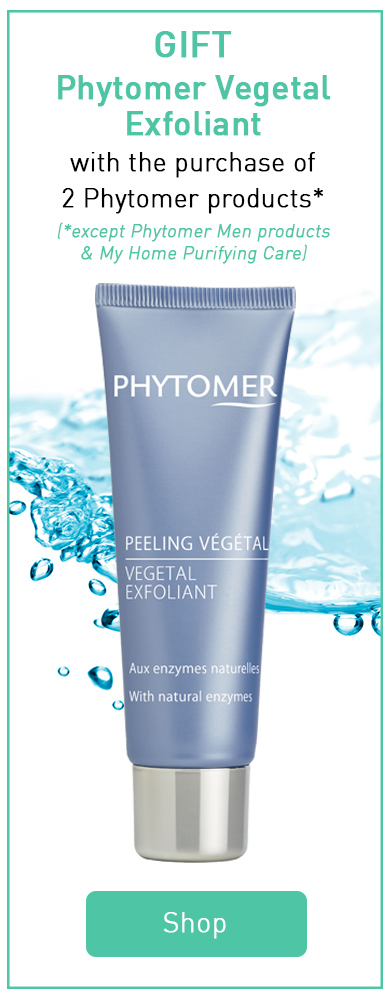 Phytomer Face Vegetal Exfoliant