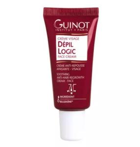 Crème anti-repousse poils Guinot pour le visage
