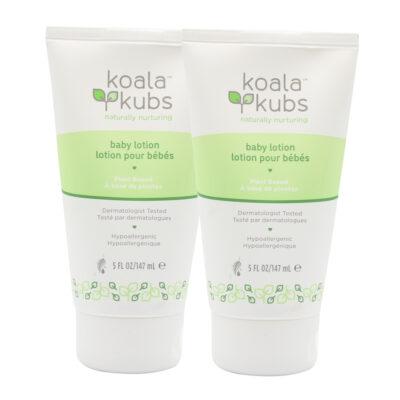 naturally baby lotion Koala Kubs – Double