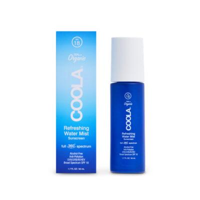 Water Mist Sunscreen SPF18 - Coola