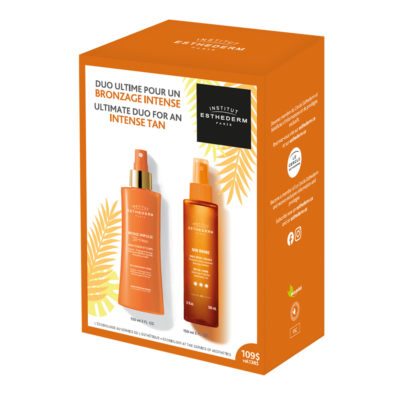 Esthederm ultimate duo for an intense tan