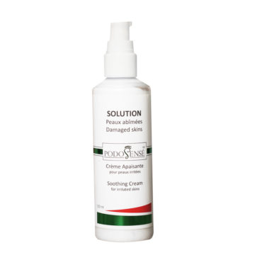 Soothing Cream for irritated skins - Solution damaged skins- PodoSensé