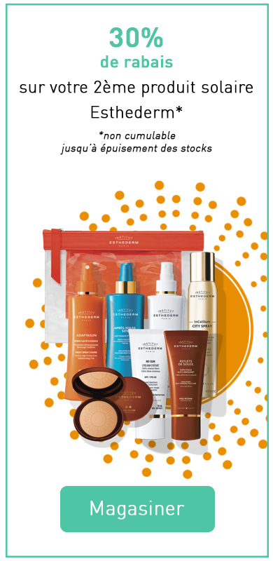 Protections solaires Esthederm