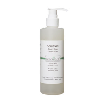 Soft Soap Body Wash Bergamot & Citrus - PodoSensé