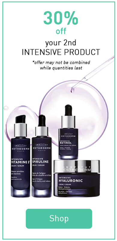 Esthederm Intensive products