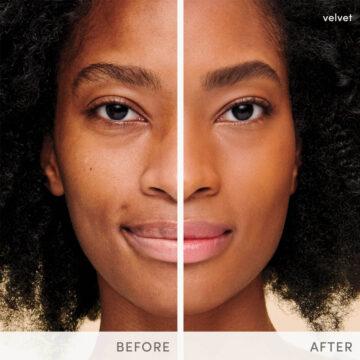 Before-After Amazing Base Jane Iredale - Dark Shade